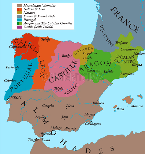 the two powers of government of the spanish aragon in the medieval ages