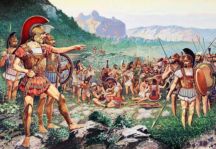 the battle of thermopylae from herodotus the View herodotus_the battle of thermopylae from history 1100 at university of memphis herodotus i r rvith an english translation by a d godley iion fellow of mmidalen college, oxford in four.